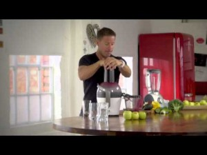 Detox Special Recipe taken from the Jason Vale 3-Day app