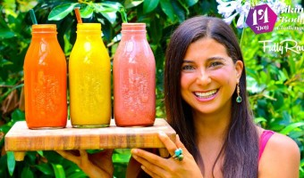 Easy FullyRaw Juice & Smoothie Recipes!