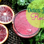How To Recipe: Healthy Detox Juice