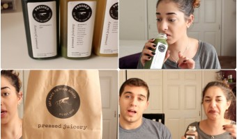 Pressed Juicery DETOX Juice Cleanse || Vlog Style