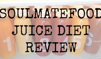 REVIEW | Soulmatefood Juice Diet