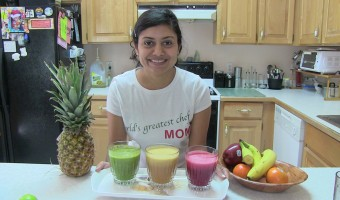 Summer Diet – Homemade Fresh Fruits & Vegetables Juices Recipe Video by Bhavna
