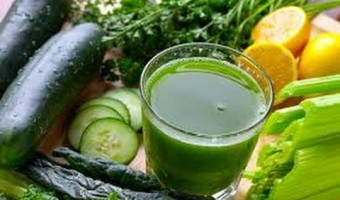 Green Juice for Weight Loss and Detox